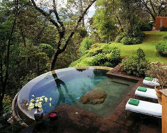 pool for backyard photo - 2