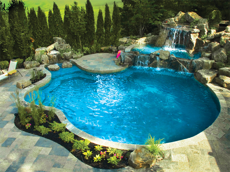 pools for backyards photo - 1