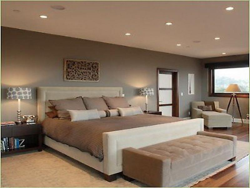 Popular bedroom color schemes