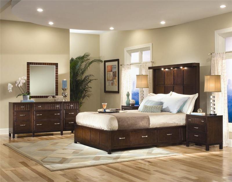 popular bedroom color schemes photo - 2