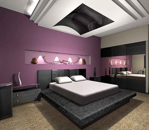 popular bedroom colors photo - 2