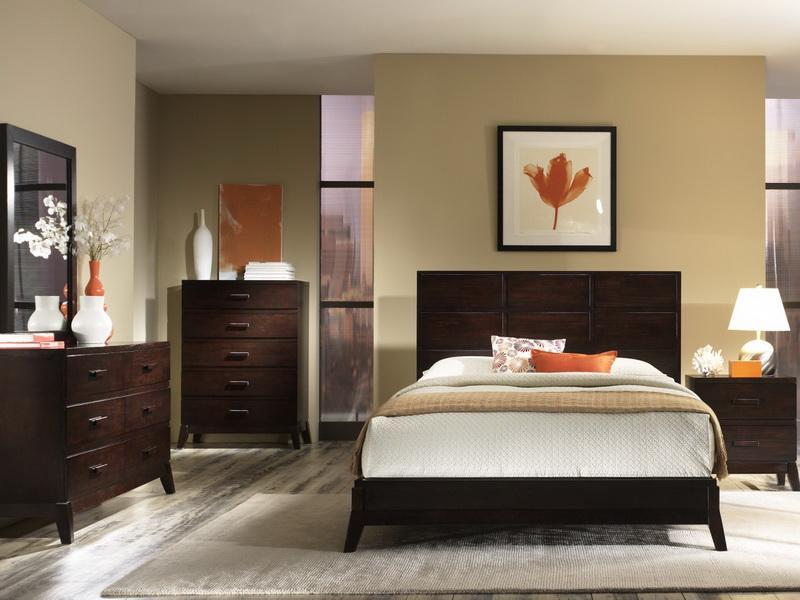popular bedroom paint colors photo - 2