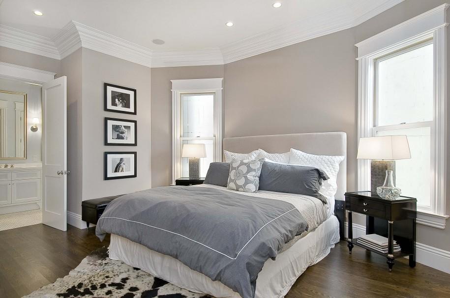 popular bedroom wall colors photo - 2