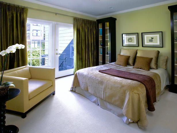 popular colors for bedrooms photo - 1