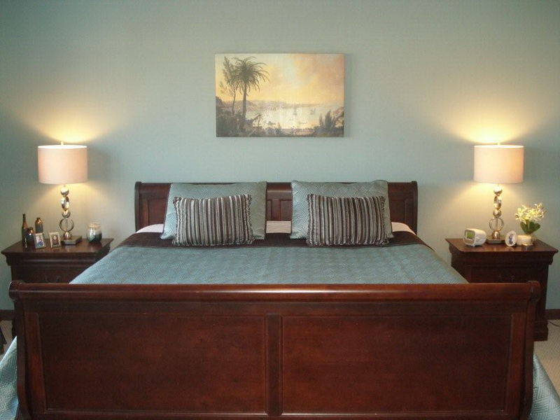 popular master bedroom paint colors photo - 1