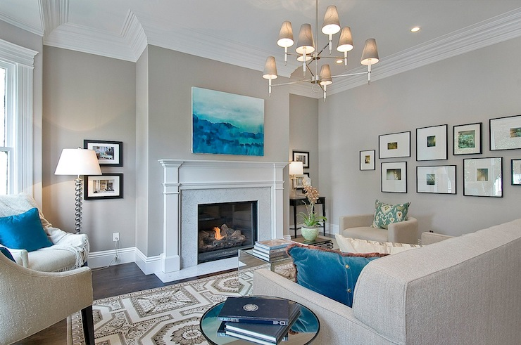 popular paint colors for dining rooms photo - 2
