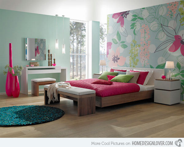 pretty bedrooms for girls photo - 2