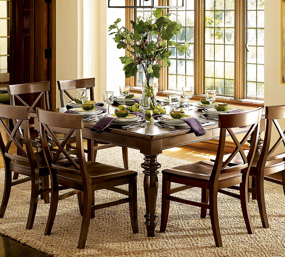 pretty dining rooms photo - 1