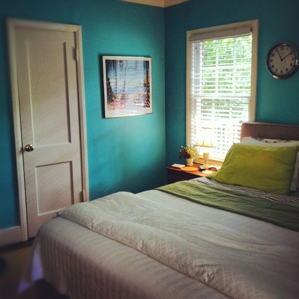 pretty paint colors for bedrooms photo - 2