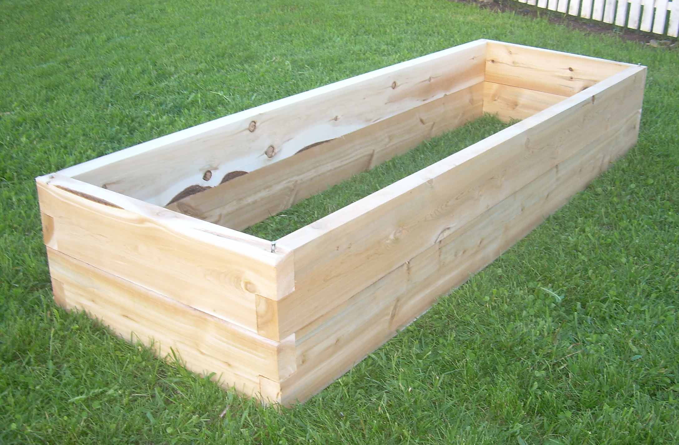 raised garden beds how to photo - 1