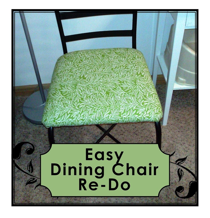 recover dining chairs photo - 1