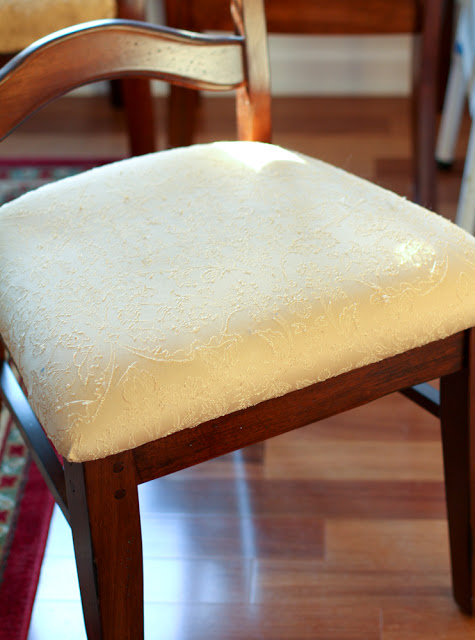 recovering dining room chair cushions large and