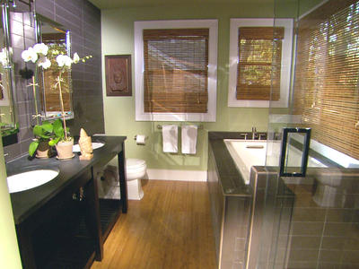 remodel bathroom on a budget photo - 1