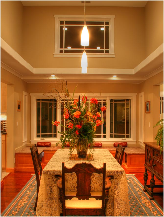 remodel dining room photo - 2