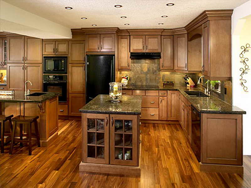 remodel small kitchen ideas photo - 2