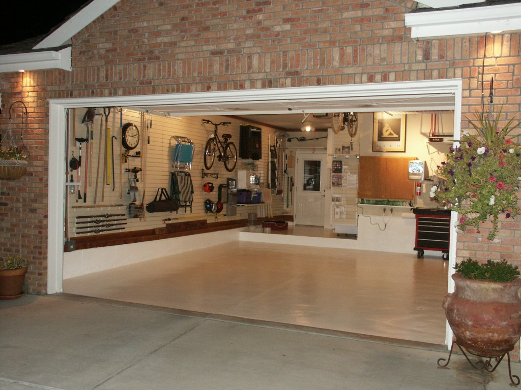 remodeling a garage photo - 2