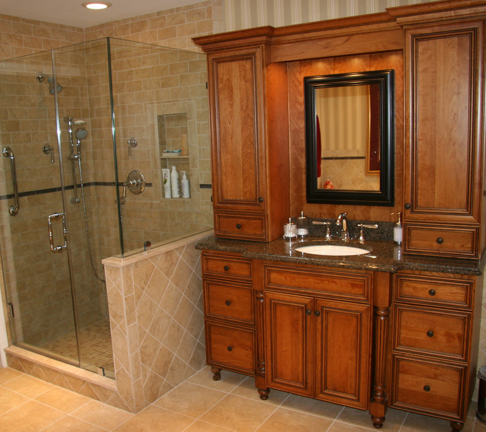 Remodeling ideas for bathrooms large and beautiful for Remodeling your bathroom ideas