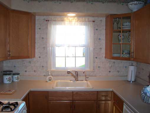 remodeling small kitchen photo - 2