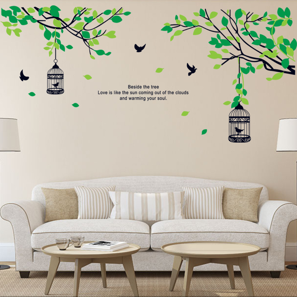 removable wall decals for bedroom photo - 1