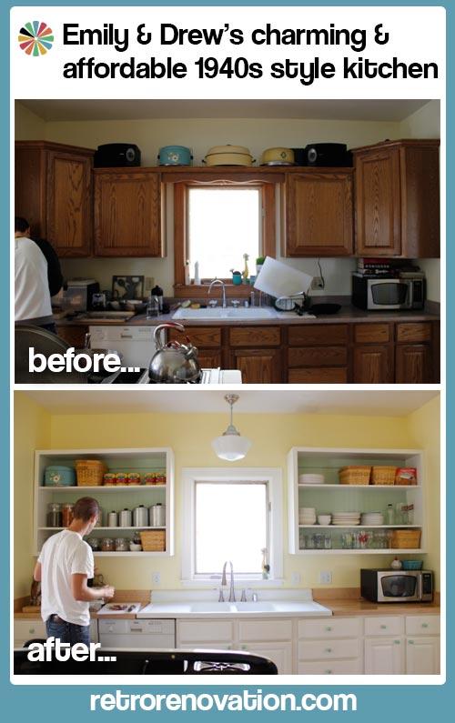 renovate small kitchen photo - 2