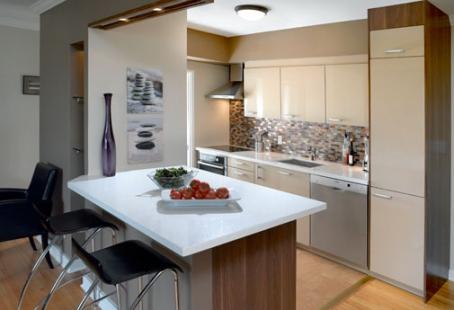 renovating a small kitchen photo - 2