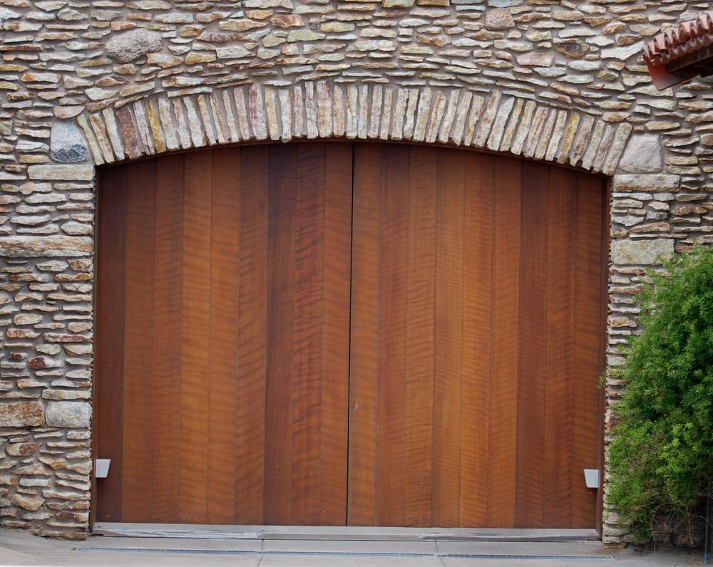 Replace Garage Door With French Doors
