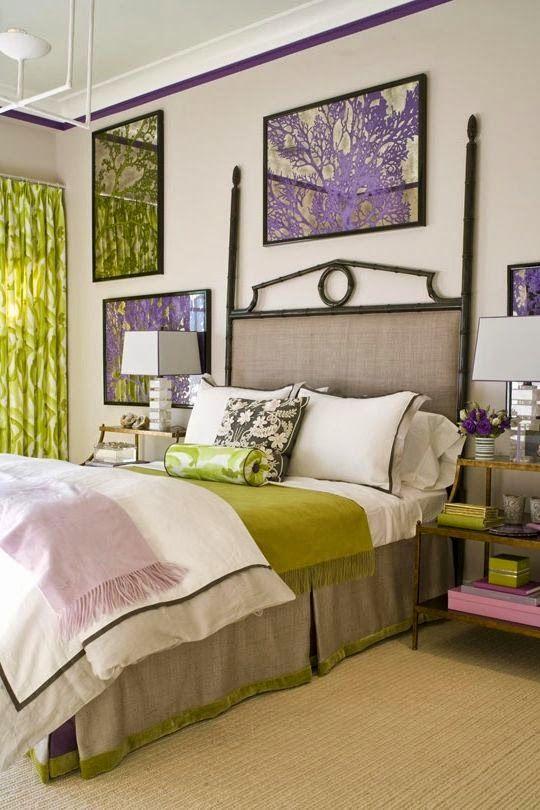 romantic bedroom paint colors photo - 1