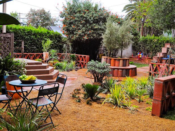 rustic backyard ideas photo - 2