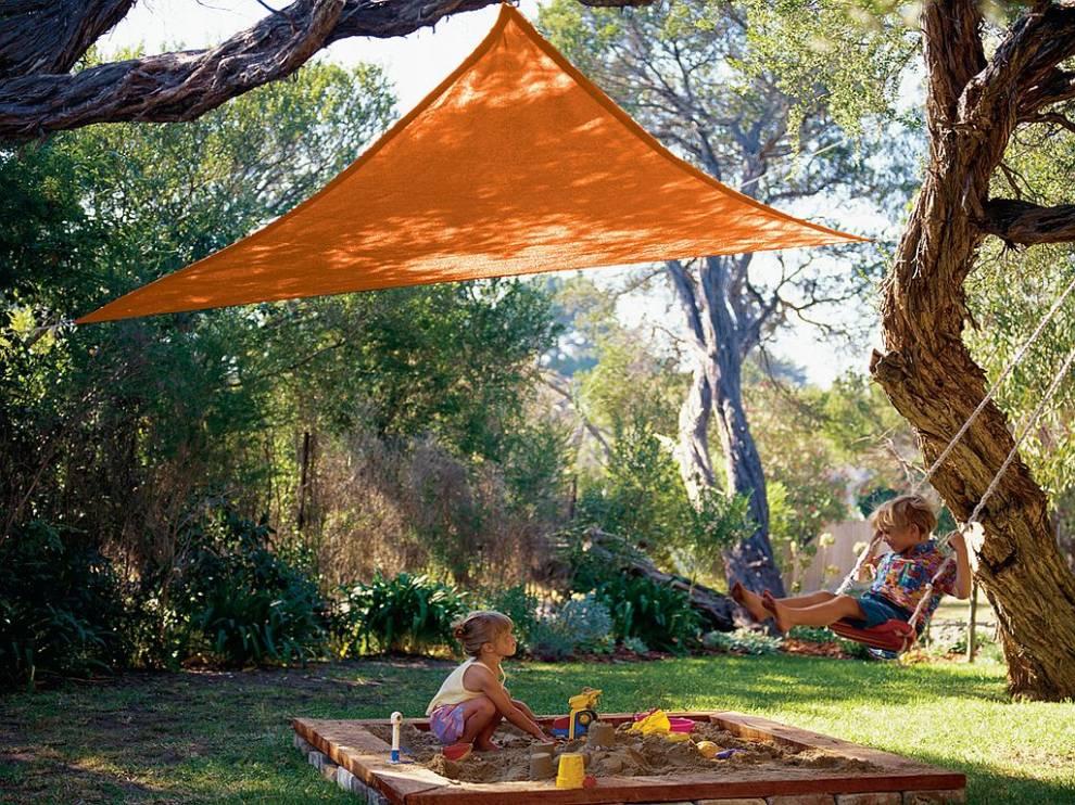 shade for backyard photo - 1