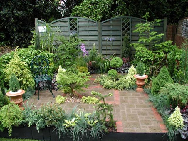 Shaded Backyard Ideas shade garden container plants the ideas of shade garden plans interior home and design ideas How To Landscape A Shady Yard Diy Landscaping Landscape Design With Regard To Shady Backyard Landscaping Ideas Source