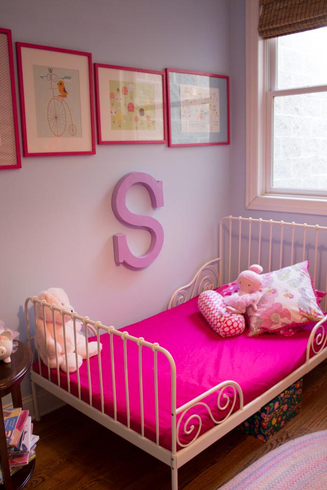 shared girls bedroom ideas photo - 1