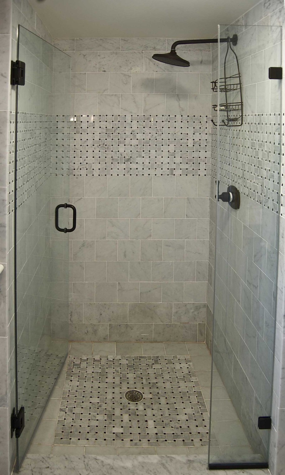 Shower design ideas small bathroom - large and beautiful photos ...