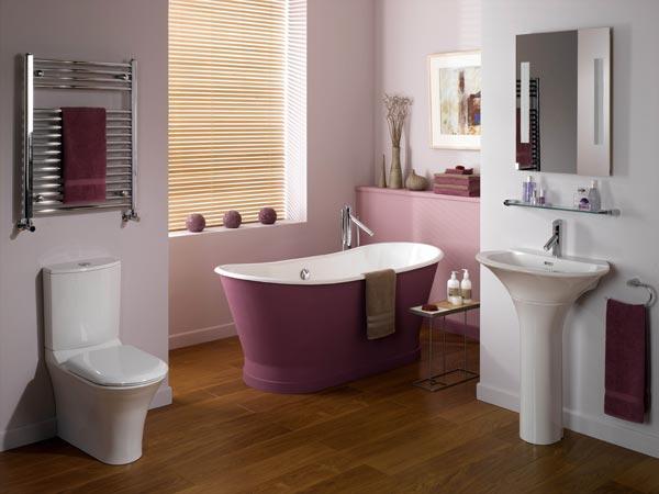 Simple Bathrooms