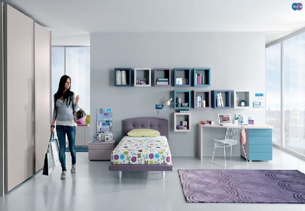simple teen bedroom ideas photo - 2