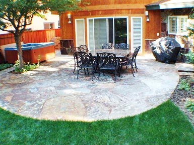 Stone Patio Design Ideas stone paver patio design patio design ideas Backyard Patio Design Ideas Photo Album Amazows