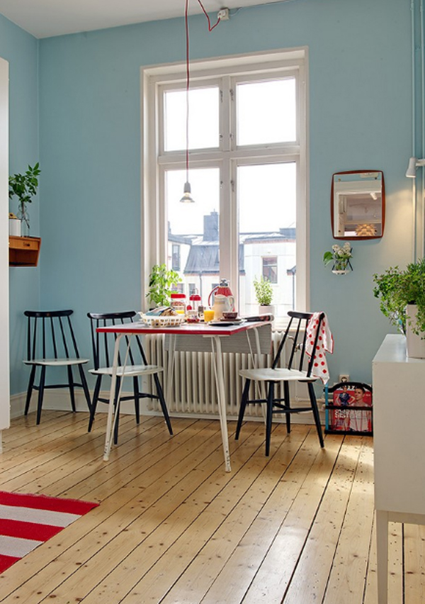 Merveilleux Small Apartment Dining Room Ideas