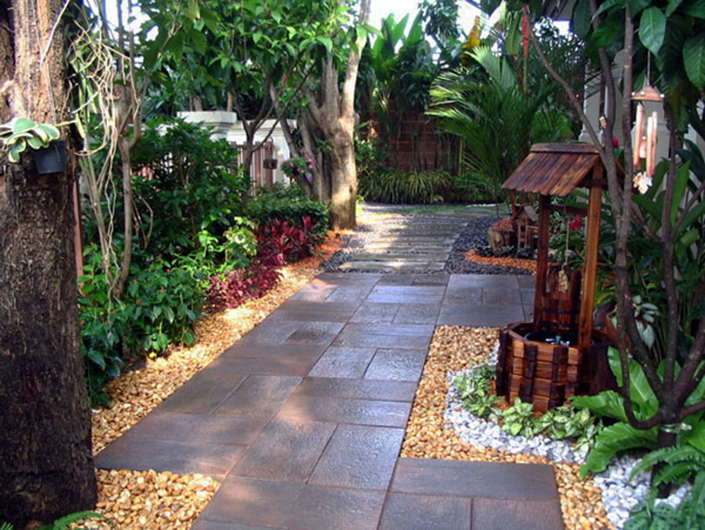small backyard design ideas photo - 2
