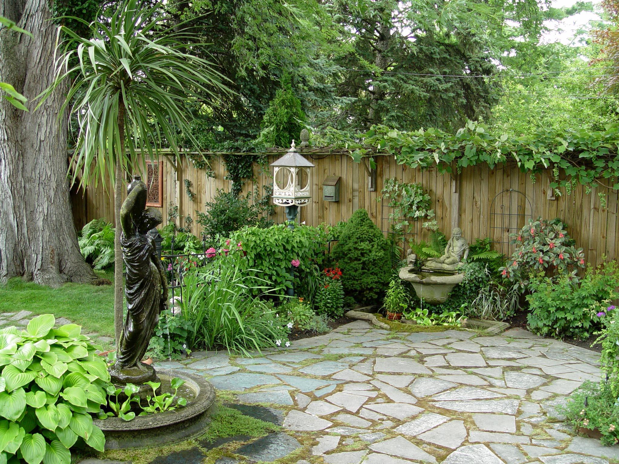 small backyard gardens large and beautiful photos photo to