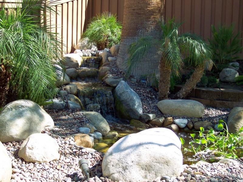 Small backyard landscape ideas on a budget - large and beautiful ...