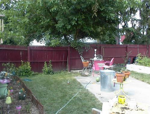 small backyard makeover on a budget large and beautiful