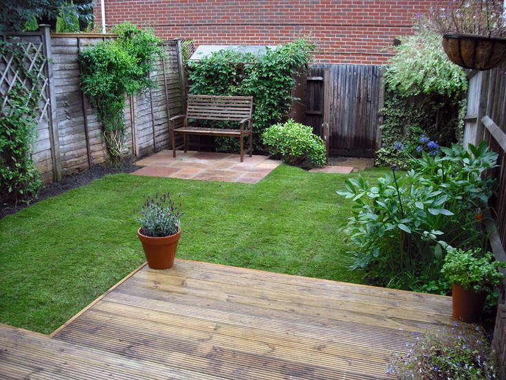 Small Backyard Makeovers   Small Backyard Makeovers   Large And Beautiful  Photos. Photo To