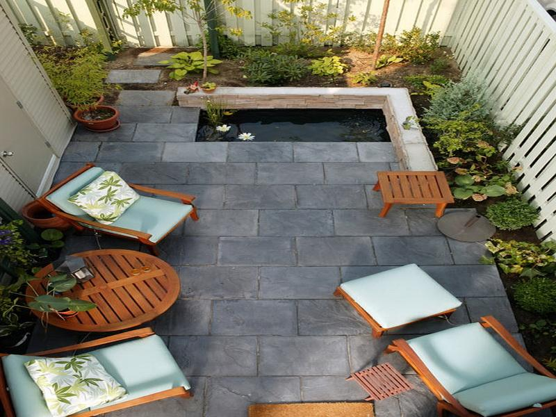 small backyard patio ideas on a budget photo 2 - Patio Ideas On A Budget Designs