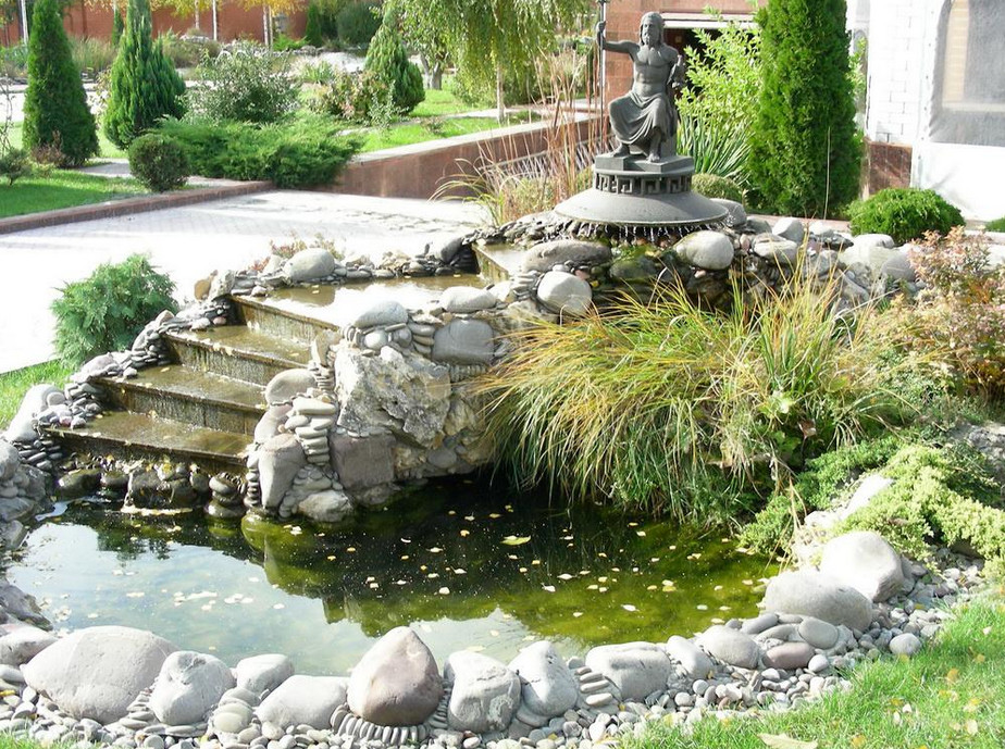 Small Backyard Waterfalls Large And Beautiful Photos