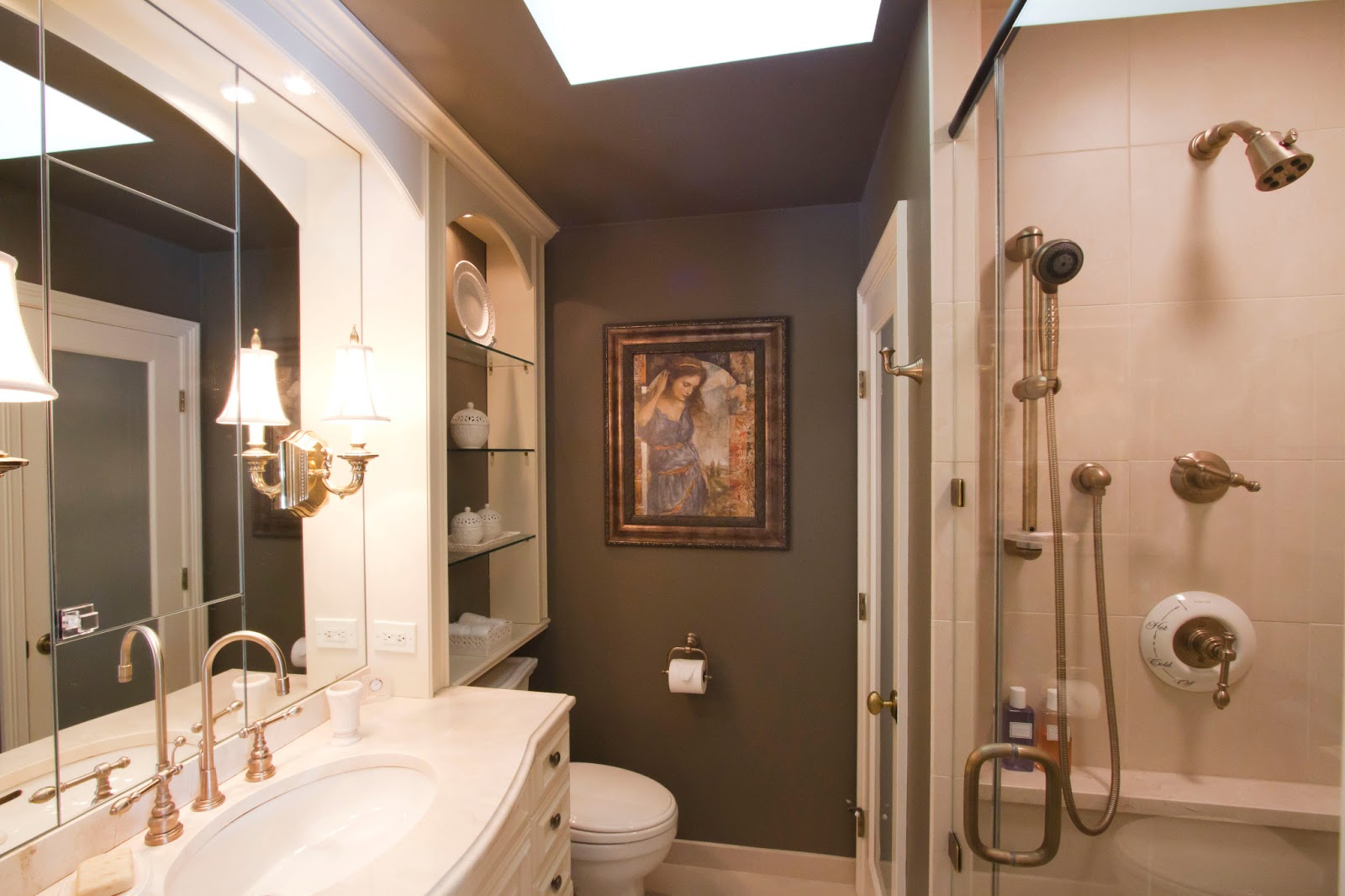 Small Bathroom Ideas Photo Gallery Large And Beautiful Photos - Small master bathroom remodel for small bathroom ideas