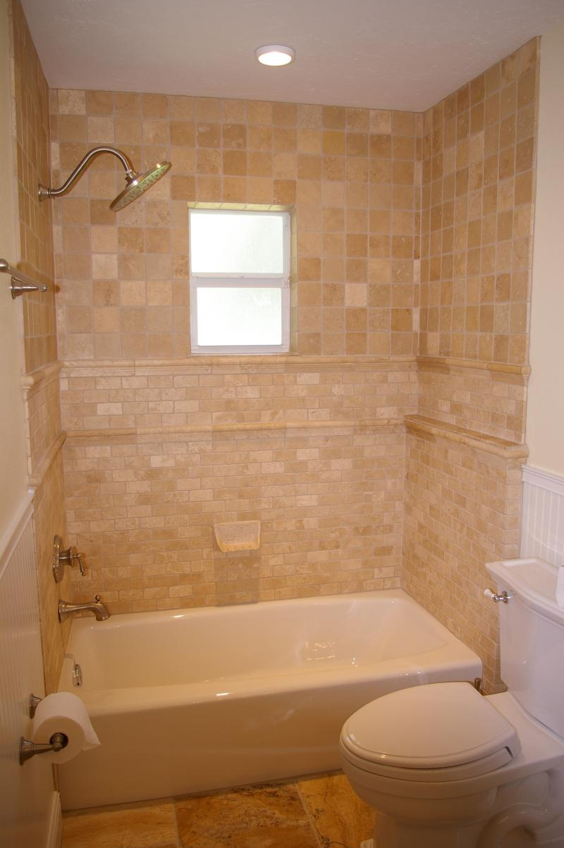 small bathroom ideas with shower photo - 1