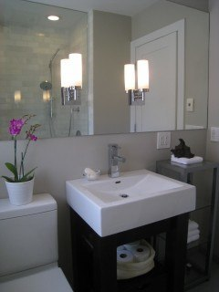 Small Bathroom Mirror Ideas Photo 1