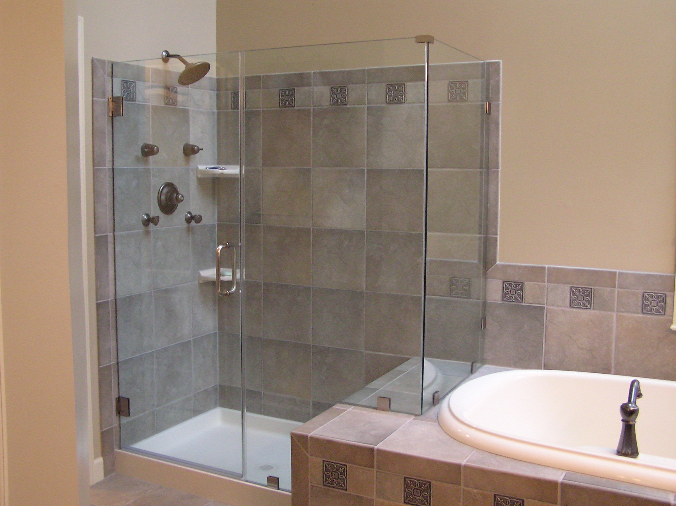 Small bathroom remodel cost - large and beautiful photos. Photo to ...