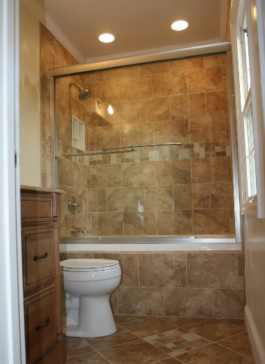 Tiny Bathroom Renovation Small Grey White Bathroom Small - Bath remodel ideas for small bathrooms