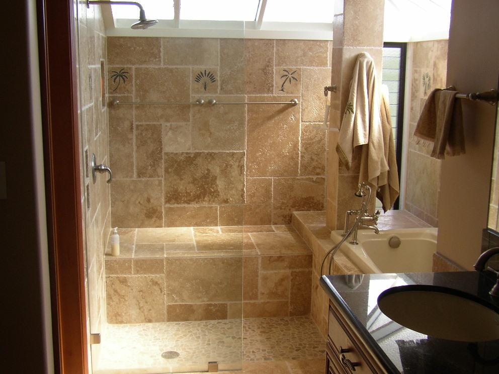 small bathroom wall ideas photo - 1