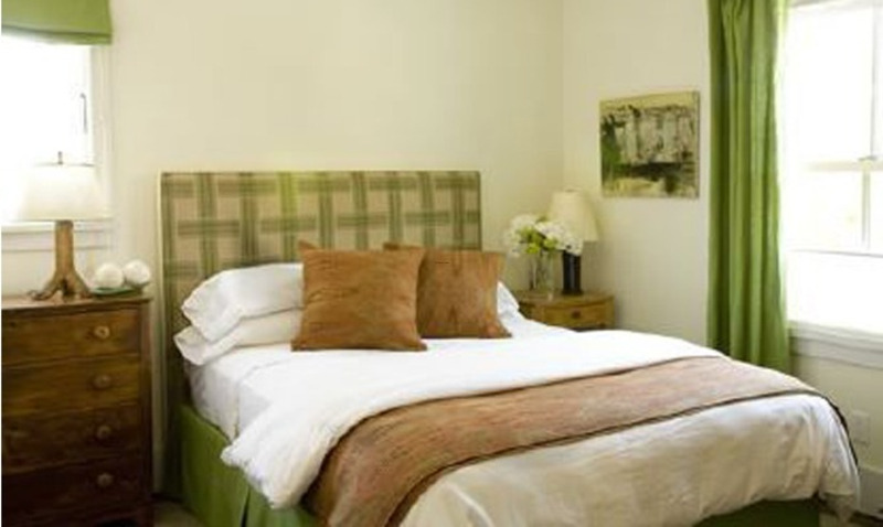small bedroom color schemes photo - 2